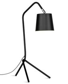 Lampa stołowa Barcelona czarna 42x25x59cm