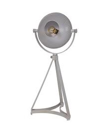Lampa stołowa BLOWN metalowa szara  Lampa stołowa BLOWN metalowa szara  Wymiary:  - Wysokość: 79 cm - Szerokość: 37 cm - Głębokość: 31 cm ...