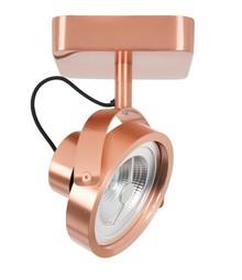 Spotlight DICE-1 LED miedziany, regulowany we wszystkich kierunkach  Materiał: podstawa stalowa, miedziowana  Wymiary: 13,3 x 12 cm (D x Ø) Wymiary...