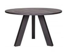Stół RHONDA 129cm - czarna noc