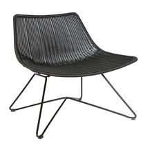 Fotel OTIS - czarny