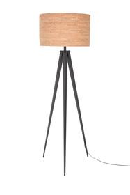 Niech nie zmylą Cię te eleganckie, długie i wąskie nogi. Lampa Tripod nie jest delikatna, jest odpowiedzią 21. Wieku na klasyczne lampy z abażurem....