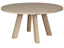 Stół RHONDA dębowy r150cm - Woood