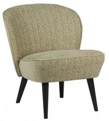 Fotel SUZE - ciepły zielony
