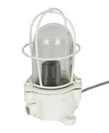 Lampa stołowa SHIPLIGHT biała  Lampa stołowa SHIPLIGHT biała  Wymiary:  - Wysokość: 24 cm - Szerokość: 15 cm - Głębokość: 15 cm ...