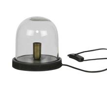 Lampa stołowa COVER UP mała czarna  Lampa stołowa COVER UP mała czarna  Wymiary:  - Wysokość: 19 cm - Szerokość: 17 cm - Głębokość: 17 cm ...