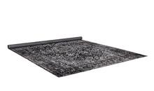 Dywan CHI czarny marki White Label Living to dywan tkany maszynowo.  Materiał: 85% wiskozy, 15% poliestru Podkład z kauczuku syntetycznego,...