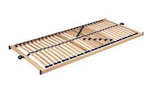 Stelaż łóżkowy  Wymiary:  - Wysokość: 7 cm - Szerokość: 80 cm - Głębokość: 200 cm  Materiał:  - Drewno