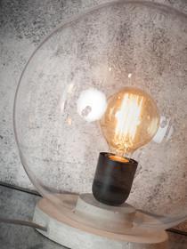 Lampa stołowa WARSAW/T30/LG