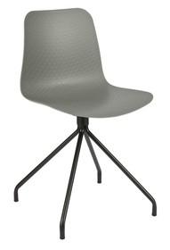 Zestaw dwóch krzeseł SIS - szary
