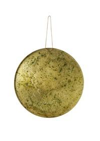 Tablica magnetyczna dostępna w kolorach postarzanego mosiądzu i miedzi.  Średnica 50 cm. Kolor: antique mosiężny Materiał: metal Wymiary: 50 Waga:...
