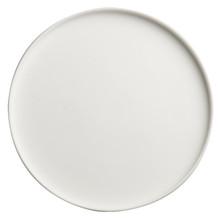 Kolor: biały Materiał: Porcelana Wymiary: Ø 27,5x2 cm