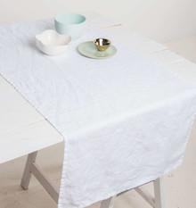 Biały bieżnik kuchenny, wykonany z lnu w jednej ze specjalizujących się w tych pracach portugalskiej fabryce. Produkty marki Urban Nature Culture łączą...