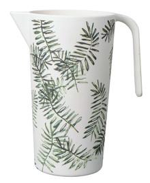 Bambusowy dzban ze wzorem liścia palmowego. Można myć w zmywarce. Produkty marki Urban Nature Culture łączą w sobie wpływy i surowce z całego świata,...