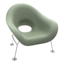 Fotel PUPA OUTDOOR - zielony