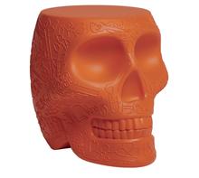 Stołek/stolik MEXICO - terracotta