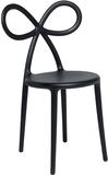 Zestaw 2 krzeseł Ribbon czarny mat  Krzesła Ribbon zostały zaprojektowane przez Nika Zupanc, która dołączyła do grona wybitnych projektantów...