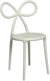 Krzesło RIBBON - biały mat