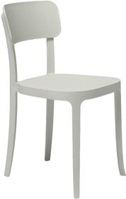 K Chair ma kształt krzesła, które wszyscy znamy na zawsze i ma miejsce w zbiorowej nieświadomości, jako najbardziej klasyczne i kultowe krzesło...