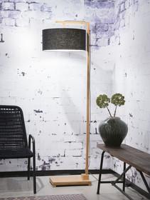 Lampa podłogowa Himalaya.Podstawa lampy wykonana z bambusa. Podstawa o wysokości 176cm.Wymiary podstawy: 42x26x4,5 cmŹródło światła: E27, max....
