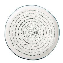 Materiał: ceramika Wymiary: dia 22,5 cm