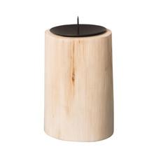 Materiał: drewno Wymiary: d 6,8 x h 7 cm