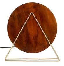 Lampa stołowa LOUIS SHEESHAM  Materiał: marmur, żelazo malowane proszkowo Źródło światła: E27 / 25W Wymiary: 33x18x35 cm Długość kabla: 250 cm ...