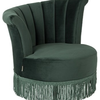 Fotel FLAIR ciemnozielony