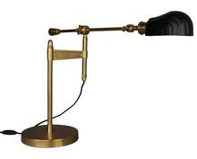 Lampa stołowa LILY  Materiał: aluminium, żelazo Wymiary: 68,5x33x73 cm Długość kabla: 250 cm  Źródło światła: E27 / 25W