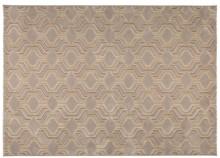 Dywan Grace marki Zuiver  Materiał: poliester, tył wykończony jutą.  Wymiary: 160 x 230 cm
