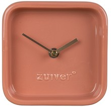 Niewielki zegar CUTE marki Zuiver zachwyca minimalistyczną formą i przepięknym kolorem. Dostępny jest również w kolorze oliwkowym.  Materiał:...