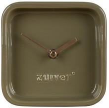 Niewielki zegar CUTE marki Zuiver zachwyca minimalistyczną formą i przepięknym kolorem. Dostępny jest również w kolorze łososiowym.  Materiał:...