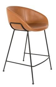 Hoker Feston znanej marki Zuiver to zgrabne połączenie smukłej metalowej ramy oraz opływowego siedziska. Wygląda lekko, nowocześnie i zapewnia...
