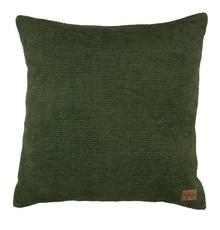 Poduszka Craddle zielona  Wymiary:  - 45x45 cm