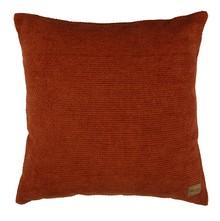 Poduszka Craddle rdzawa  Wymiary:  - 45x45 cm