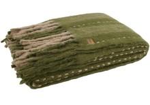Pled Hug zielony  Wymiary:  - 130x170 cm