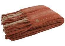 Pled Hug rdzawy Wymiary:  - 130x170 cm