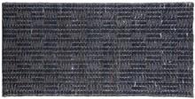 Dywanik jutowy Scenes 70x140 czarny  Dywan Scenes w całości wykonany jest z plecionej juty. Dywan dostępny jest w kolorach naturalnym i czarnym oraz w...