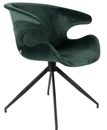 Fotel MIA zielony
