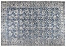 Dywan Malva, marki Zuvier, tkany maszynowo.  Materiał: 80% bawełny chenille, 20% wełny, od spodu wykończony jutą.  Wymiary: 200 x 300 cm