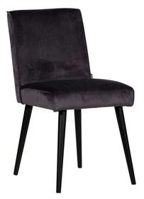 Krzesło do jadalni Sara antracytowe  Kolor:  - Antracytowe  Wymiary:  - Wysokość: 92 cm - Szerokość: 47 cm - Głębokość: 54 cm  Materiał:...