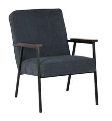 Fotel niebieski Sally  Kolor:  - Niebieski  Wymiary:  - Wysokość: 73 cm - Szerokość: 60 cm - Głębokość: 70 cm  Materiał:  - tworzywo...