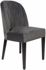Krzesło CASSIDY - ciemnoszary