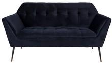 Sofa KATE  Wymiary:148,5x78x80 cm, Wysokość siedziska: 47 cm, Głębokość siedziska: 51 cm, Wysokość podłokietników: 63 cm...