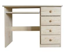 BIURKO SOSNOWE Z SZUFLADAMI BR-01  Biurko w całości wykonane z drewna sosnowego. Idealne do pracy i nauki. Optymalna wysokość biurka oraz szerokość...