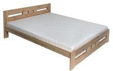 ŁÓŻKO SOSNOWELK-84  Podwójne łóżko drewniane w całości wykonane z drewna sosnowego. Wyposażone w listwę wzmacniającą oraz piątą nogę....