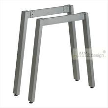 Stelaż do biurka składający się z podstawy ze skośnymi nogami M 6307-S ,belki MB 14 (do blatu 1400 mm) i 2 wsporników MWS 15. Dedykowany do biurka o...