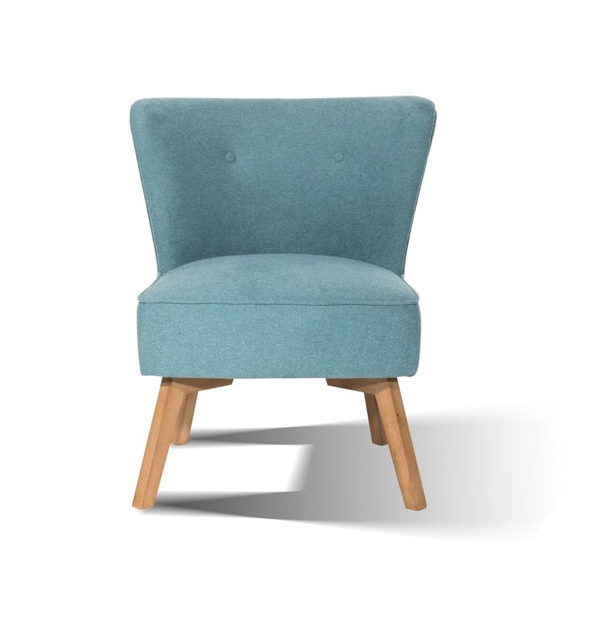 fotel tapicerowany andreas turkus wm design meble sklep. Black Bedroom Furniture Sets. Home Design Ideas