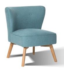 <b>Model</b>: Fotel tapicerowany Andreas turkus<br /><b>Kategoria</b>: Fotele<br /><b>Materiał</b>: lite...
