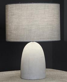 <b>Model</b>: Lampa stołowa 1L/33 beton szara<br /><b>Kategoria</b>: Lampy stołowe<br /><b>Materiał</b>:...
